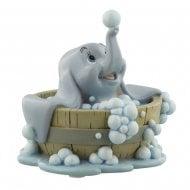 Disney Magical Moments Dumbo In Bath Figurine