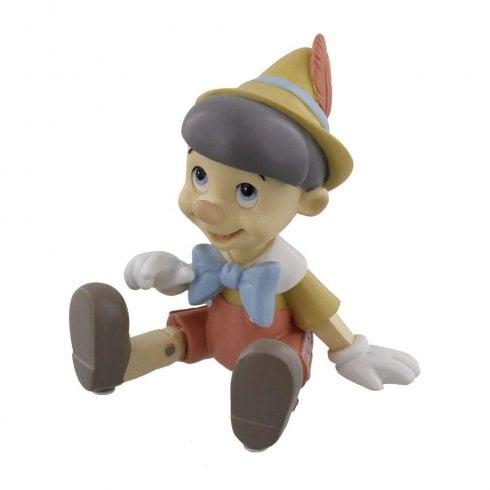 Widdop & Co. Disney Magical Moments Pinocchio Make A Wish Figurine
