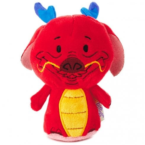 Hallmark Itty Bittys Disney Mulan Mushu Dragon US Limited Edition