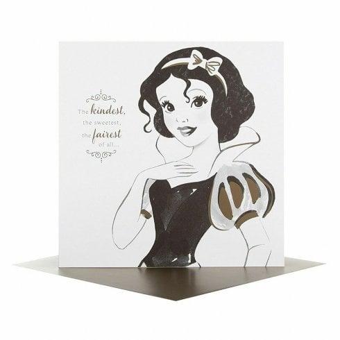 Hallmark Disney Portraits Snow White Birthday Card 25478188
