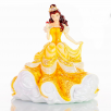 English Ladies Co. Disney Princess - Belle with FREE Enchanted Rose