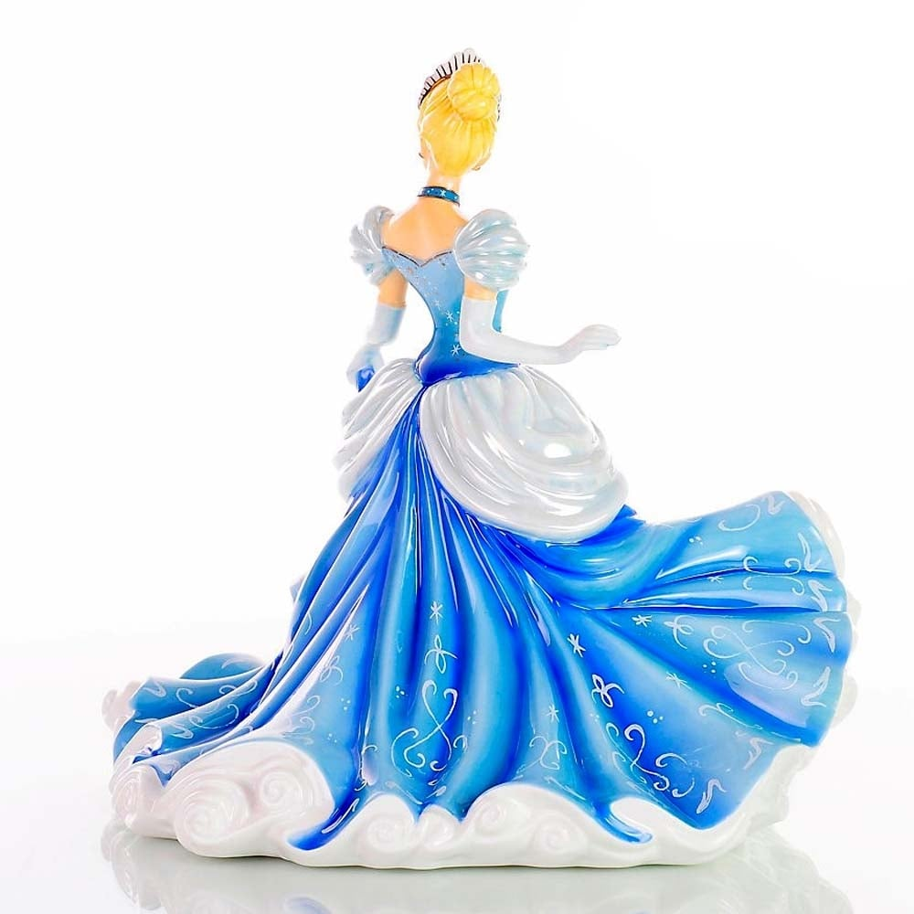 the english ladies co disney princess cinderella bone china figurine