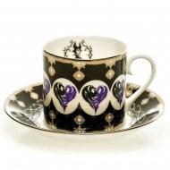 Disney Princess Cup & Saucer - Maleficent