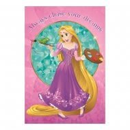 Disney Princess Rapunzel Always Chase Your Dreams Card 25470215