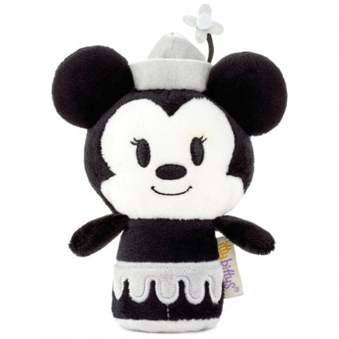 Hallmark Itty Bittys Disney Steamboat Willie Minnie Mouse