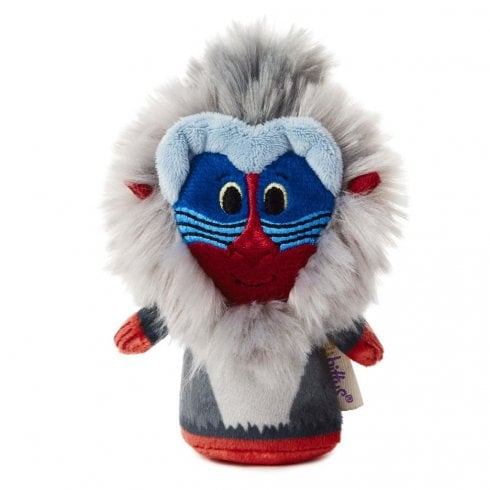 Hallmark Itty Bittys Disney The Lion King Rafiki Limited US Edition