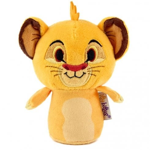 Hallmark Itty Bittys Disney The Lion King Simba US Edition