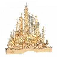 Disney The Little Mermaid King Triton Illuminated Palace 6011061