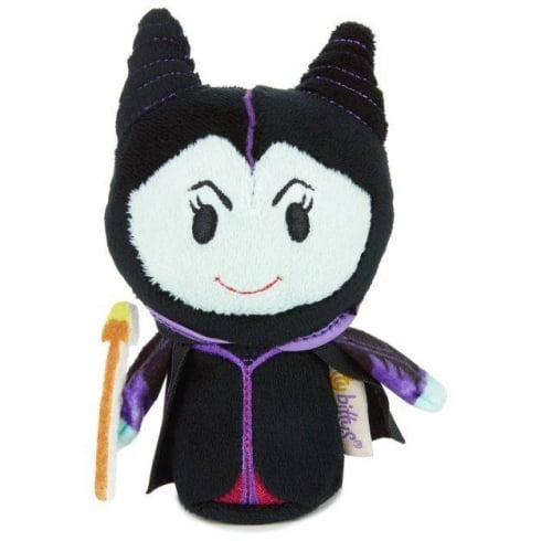 Hallmark Itty Bittys Disney Villain Maleficent US Edition