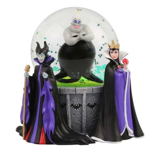 Department 56 Disney Villains Waterball