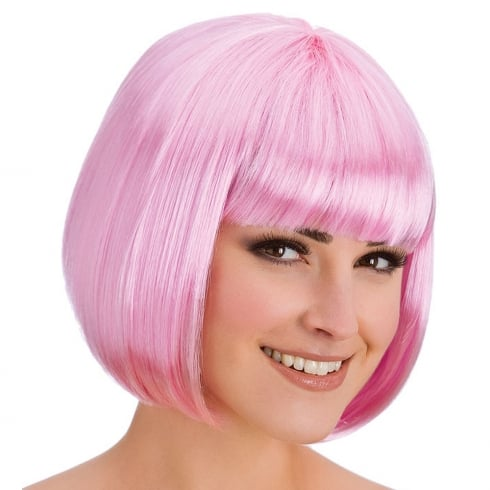 Wicked Costumes Diva Pink Wig