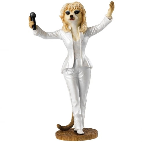 Magnificent Meerkats Dolly Figurine