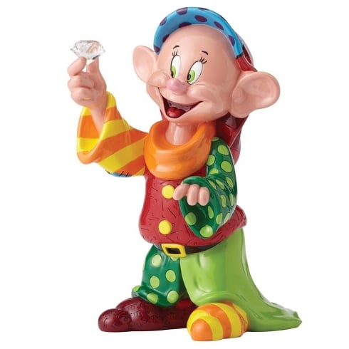Disney By Britto Dopey 80th Anniversary Figurine