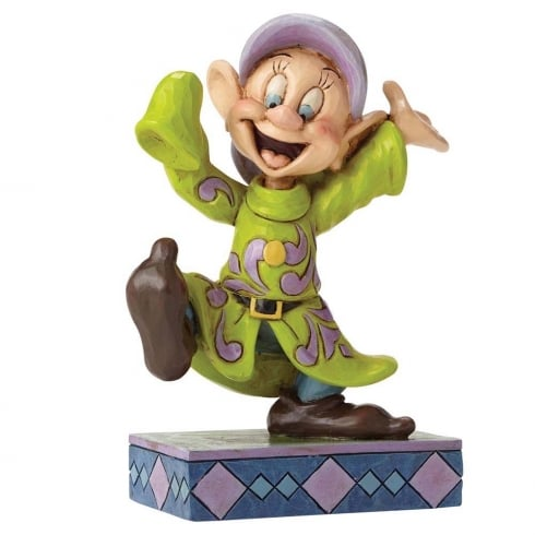 Disney Traditions Dopey Dance Figurine