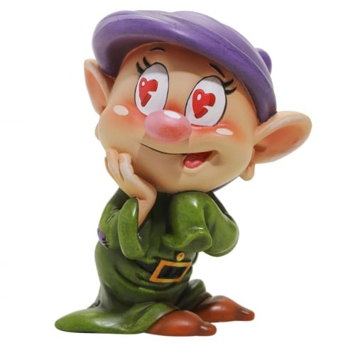 The World of Miss Mindy Presents Disney Dopey Figurine