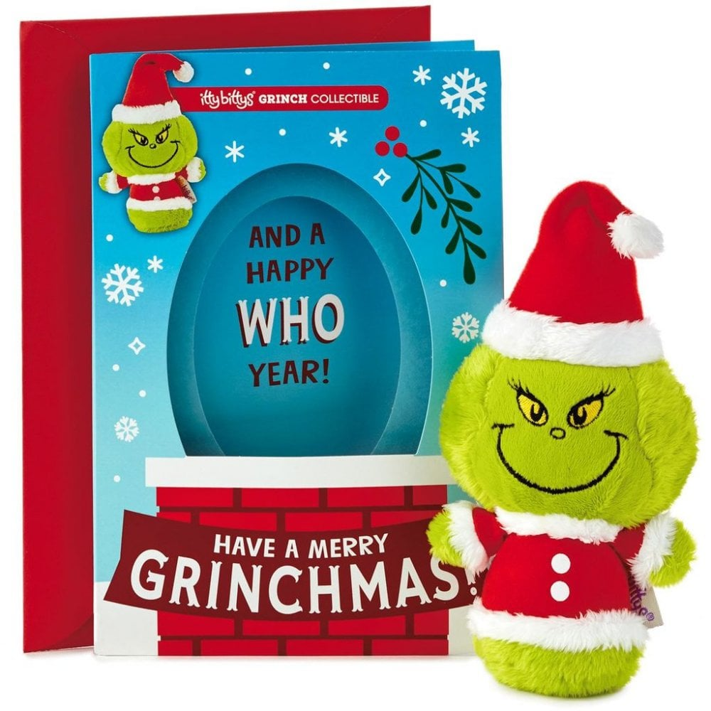 Dr Seuss The Grinch in card US Edition 999XXI4036