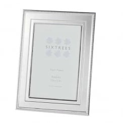 Drago - Silver Plated Photo Frame 4 x 6