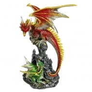 Dragon Teaching 23cm Figurine