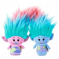 Dreamworks Trolls World Tour Satin and Chenille