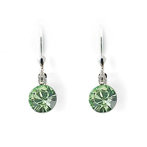 COEUR DE LION Drop Earrings Green