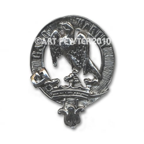 Art Pewter Drummond (Earl of Perth) Clan Crest Key Fob