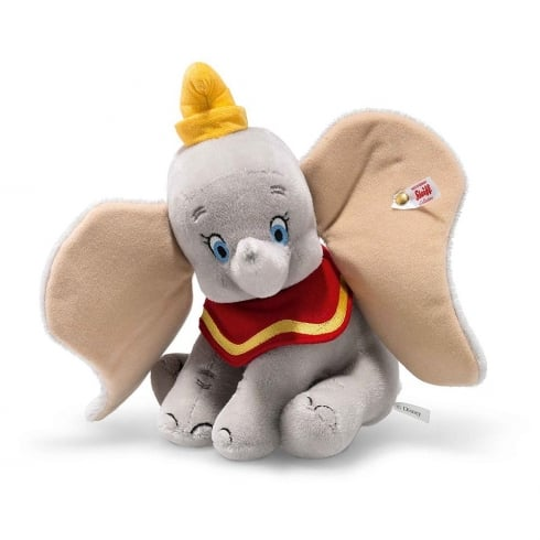 Steiff Dumbo Limited Edition Elephant Soft Toy