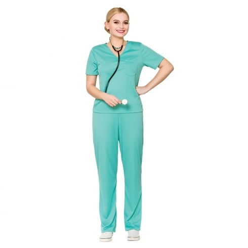 Wicked Costumes E.R. Surgeon Medium