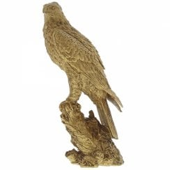 Eagle Gold Figurine