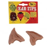 Ear Tips Vinyl Brown