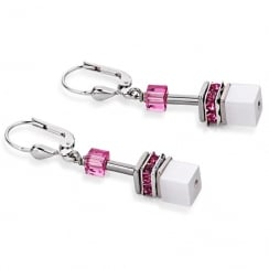 Earrings Multicolour Pastel