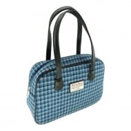 Eden Bag Blue Check