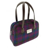 Eden Bag Heather Check