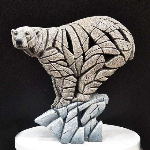 Edge Sculpture - Polar Bear
