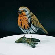 Edge Sculpture - Robin
