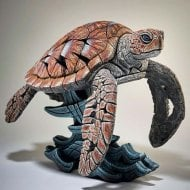 Edge Sculpture - Sea Turtle