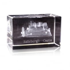 Edinburgh Castle Paperweight