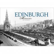 Edinburgh Memories 2019 Calendar