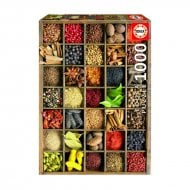 Educa Borras - Spices 1000 Piece Jigsaw Puzzle