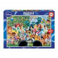 Educa Borras - The Marvellous World of Disney 1000 piece Jigsaw Puzzle
