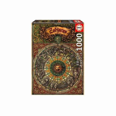 Paul Lamond Games Educa Borras - Zodiac 1000 Piece Jigsaw Puzzle