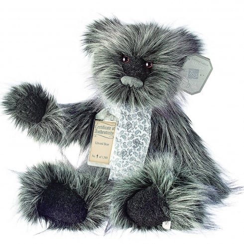 Silver Tag Bears Edward Limited Edition Bear