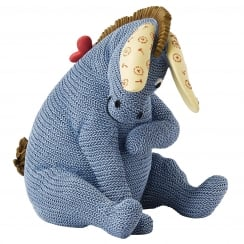 Eeyore Money Bank (Knitted)