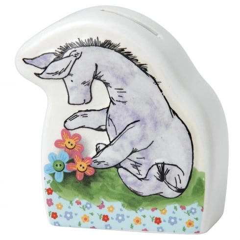 Classic Pooh Eeyore Money Bank