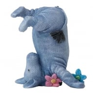 Eeyore Standing On His Head