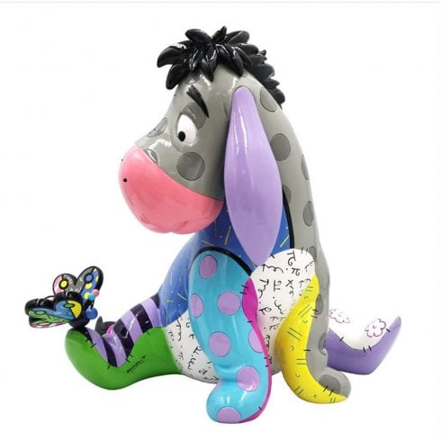 Disney By Britto Eeyore Statment Figurine
