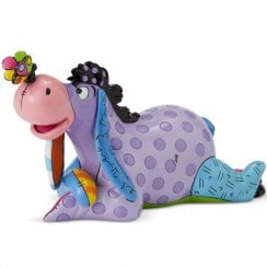 Eeyore with Butterfly Mini Figurine