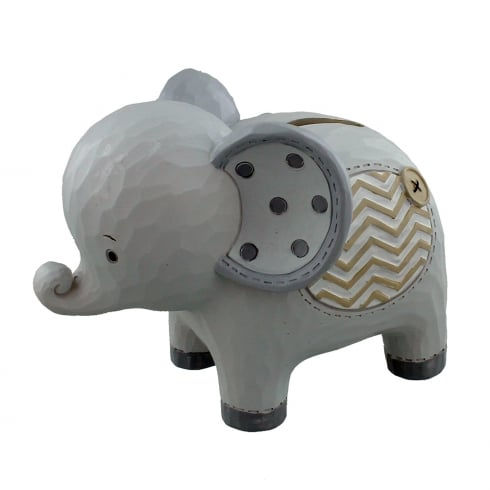 Widdop Bingham Elephant Money Box