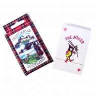 Elgate Historical Scotland Playing Cards