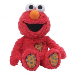 Elmo Seated Soft Toy