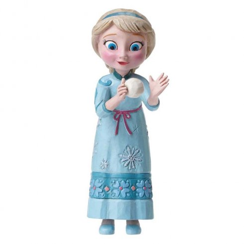 Disney Traditions Elsa Mini Figurine